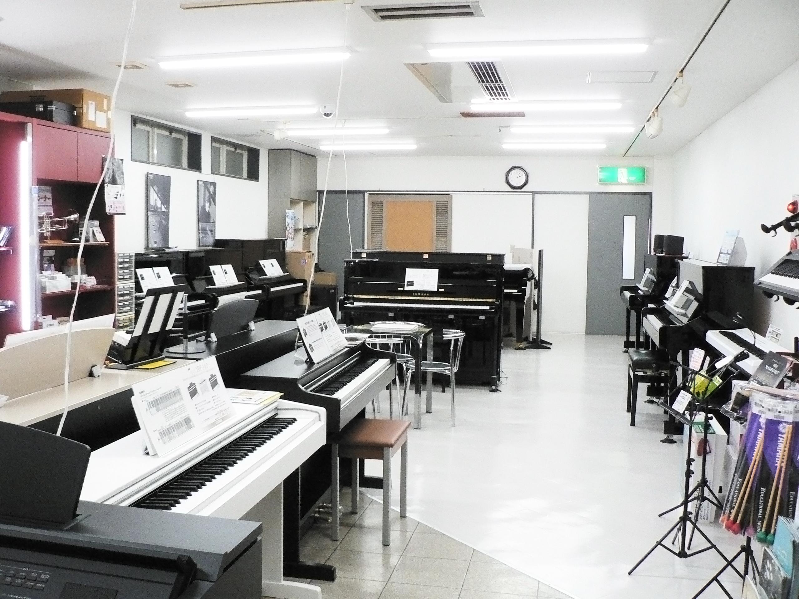 ヤマハ電子ピアノ・アップライトピアノ・グランドピアノ